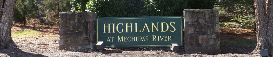 Highlands Detached Homeowners Association